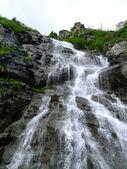 Waterfall Capra river on Transfagarasan Road — Stock Photo
