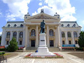 National theatre Iasi — Stock Photo