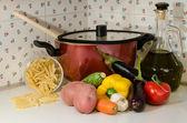 Warzyw mieszanych — Zdjęcie stockowe