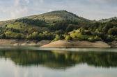 Lake Giacopiane, Liguria, Italy — Foto de Stock