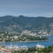 Landscape of Liguria, — Stock Photo