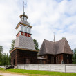 Stock Photo: Wooden church unesco world heritage site