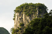 Details of karst mountain — Stock Photo