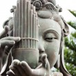 Buddhistic statue portrait — Stock Photo #47883761