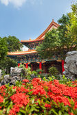 Sik sik yuen wong tai sin temple — Stock Photo