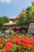 Sik sik yuen wong tai sin temple — Stok fotoğraf