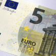 Euro coins and banknotes — Stock Photo #29101037