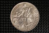 Panama coin — Photo