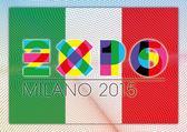 Expo 2015 — Vecteur