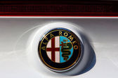 Sportcar Alfa Romeo — Stock Photo