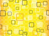 Fundo amarelo — Vetor de Stock