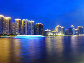 Cityscape in Guangzhou China — Stock Photo
