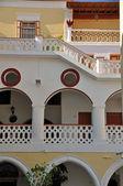 Architettura del monastero — Foto Stock