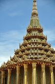 The Grand Palace, Phra Kaeo, Bangkok, Thailand — Stock Photo