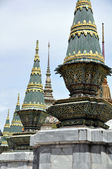 Grand Palace, Phra Kaeo, Bangkok, thailand — Stock Photo
