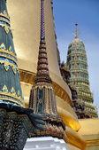 Grand Palace, Phra Kaeo, Bangkok, thailand — Stock Photo