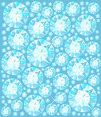 Diamond Background — Vector de stock