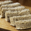 Stock Photo: Brbread healthy food