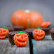 Cake halloween — Stock Photo #51411435