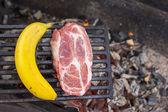 Vegetarian or carnivore — Stock Photo