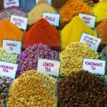 farklı tür-in çay tarihinde istanbul'da Mısır Çarşısı — Stok fotoğraf #51207105