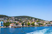Prince islands Istanbul — Stock Photo