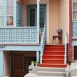 Living house in old part of Tbilisi, Georgia — Foto Stock #25342913