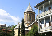 Sioni Cathedral in Tbilisi, Georgia — Stock Photo