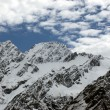 Rugged mountain range, Mount Cook National Park, New Zealand — Stock Photo #27322185