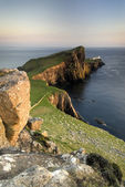NEIST punt, isle of skye, scotland — Stockfoto