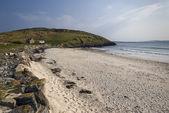 Northton strand, insel harris, äußeren hebriden, schottland — Stockfoto