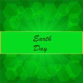 Tło dzień ziemi — Zdjęcie stockowe