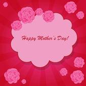 Happy mother's day tło — Zdjęcie stockowe