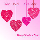 Happy mother's day background — Stock Photo