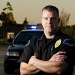 Patrol cop — Stock Photo #24947687