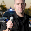 Breath Test — Stock Photo