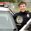 Smiling officer — Stock Photo #24947789