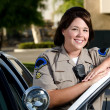 Police officer — Stock Photo #25086435