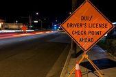 Drunk Driving — Stock Photo