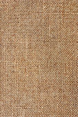 Texture of coarse cloth, burlap — Stock Photo