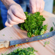 Fresh parsley — Stock Photo #25831947