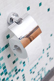 Toilet paper — Stock Photo