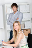 Young professionals — Stock Photo