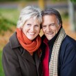 Happy mature couple — Foto Stock