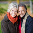 Happy mature couple — Foto de Stock