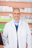 Ambiente farmacéutico en su tienda — Stockfoto