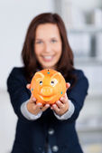 Piggybank — Stock Photo
