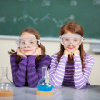 Science learning — Stock Photo