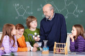 Science class — Stock Photo