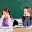 Young pupils — Stock Photo